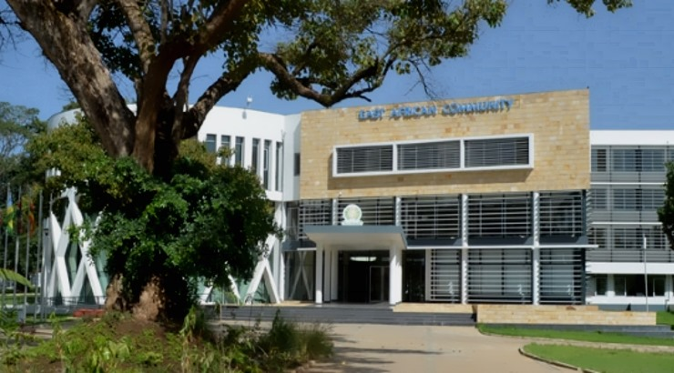 East African Community (EAC) headquarters in Arusha.