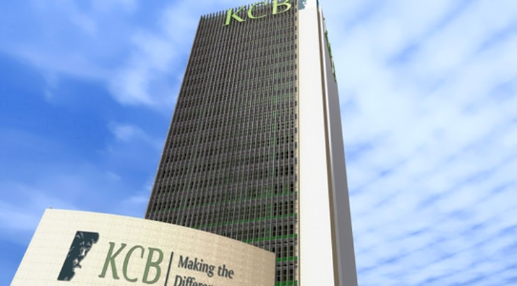 An impression of the KCB Plaza. Courtesy