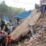 Kisii building collapse kills at least seven, 30 feared trapped