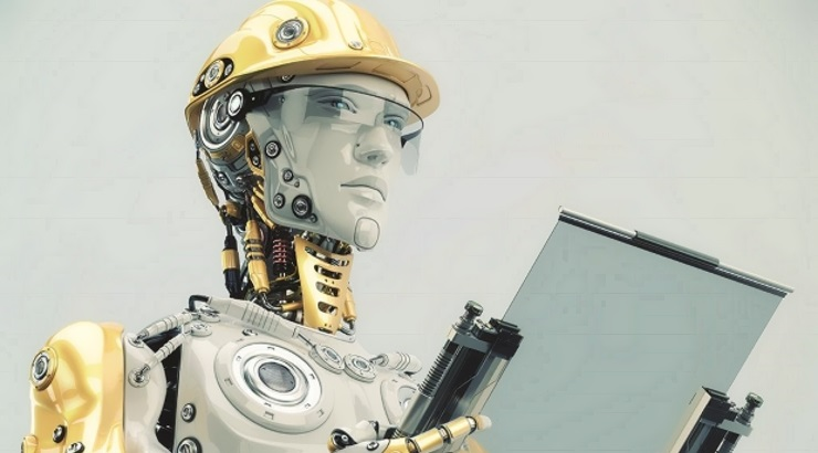 Robots can increase safety and speed up projects.