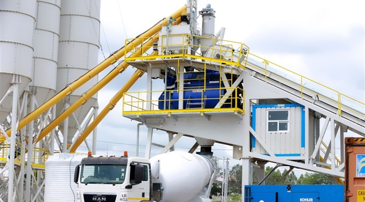 Kenya firms eye big fortunes delivering ready mix concrete to sites
